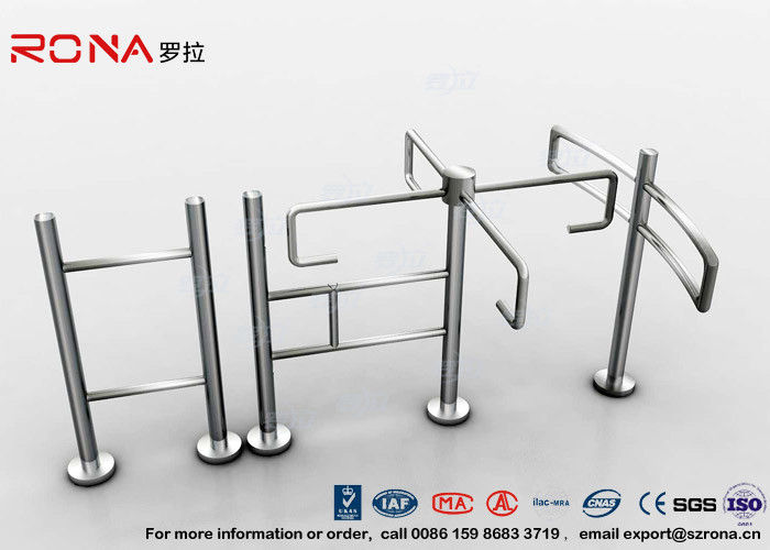 High Speed Manual Full Height Turnstile Manual Half Height Barrier Gates